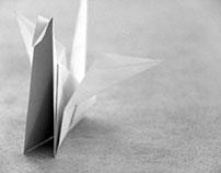 Origami Stone
