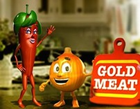 GOLD MEAT - MASCOTES