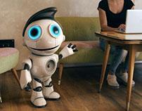 Tiny robot design