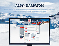 Alpy Karpatom