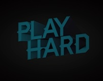 Play Hard Typo
