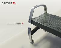 NOMEN design :: bancada NANU