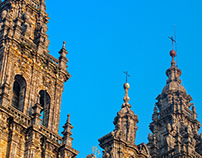 800th Anniversary Santiago Cathedral