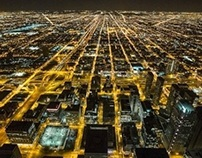 Impressive TIme Lapse Video of Chicago