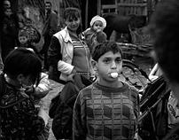 Ukrainian gypsy camp  (photo-report)