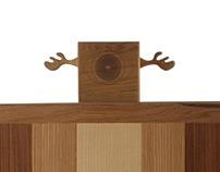 Urban Moose Cabinet
