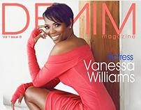 Vanessa Williams for Denim Magazine