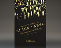 Johnnie Walker - Commemorative Box