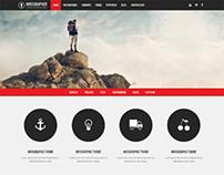 Infographer, WordPress Multi-Purpose Infographic Theme