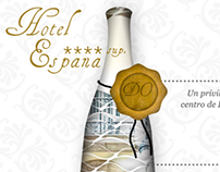 Newsletters for Hotel España