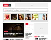 Nues, Premium WordPress Magazine Theme