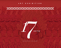 """17 Detik"" Indonesian Arts Festival 2013 Exhibition"