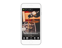 iOS App | Moscatel D'Ouro