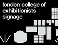 LCC Summer Shows branding design