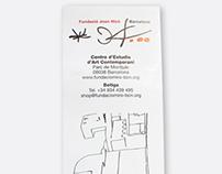 Punto Libro Fundació Miró