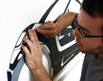NILS - Tape Rendering VW Concept Car