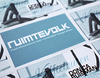 Rebranding and promotion-campaign for RUIMTEVOLK