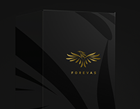 Forevas Wine Label