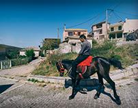 Agios Georgios. Vonitsa-photo documentary project