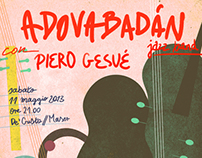 posters for Adovabadàn Jazz Band