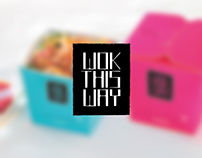 Wok This Way | Brand Identity
