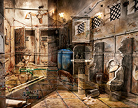 Bajaj Fans_Camouftage Toilet