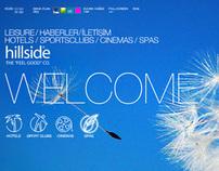 Hillside Corp. website