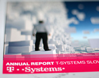 T-Systems Slovakia Annual Report 2012