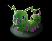 Digimon: Wormmon Series