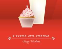 Prunes Valentines Campaign