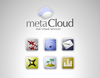 2010 - metaCloud web app design