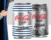 Coca Cola Light Jean Paul Gaultier