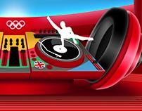Coca Cola JO 2012