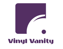 Vinyl Vanity Logo & Package Design