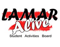 Lamar Alive Logo Designs