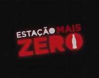 Quiosque Coca-Cola Zero