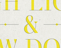 Friends of Type - Guest Post'r