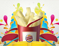 Burgerking Kids Meal
