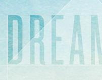 Dreamer Poster Design
