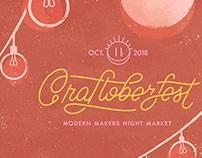 Craftoberfest 2018 Poster