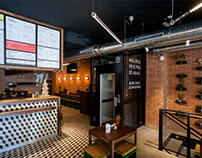 Bacoa Project Gourmet Burger Bar - Barcelona and Madrid