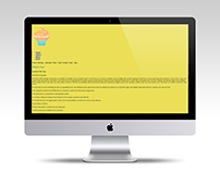 Bayside Cupcakes Web Design