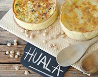 HUALA | Diseño, fotografía & Community Manager