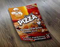 Pizza Flyer In Adobe Photoshop CC