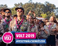 VOLT 2019 #fesztiválcserkészek photos