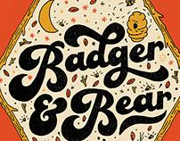 Badger & Bear