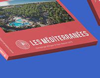 Les Méditerranées - Brand identity