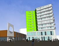Appartementen en Winkels Almere Buiten