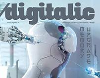 Cover Digitalic Magazine /05/2018 _n.73