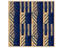 CHAPEL'S DOOR – Pattern